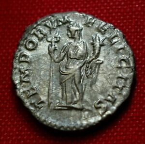 Click now to see the BUY IT NOW Price! GENUINE XF ROMAN COIN 219AD ELAGABALUS SILVER DENARIUS FELICITAS ROME