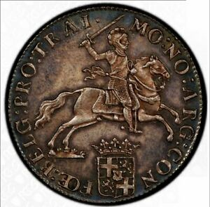 Click now to see the BUY IT NOW Price! 1794 DUCATON NETHERLANDS UTRECHT PCGS MS64 CERTIFICATION: 38678966