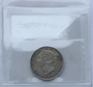 Click now to see the BUY IT NOW Price! NEWFOUNDLAND 1899 LARGE 9S 20 CENTS  ICCS VF 30 NICE COLLECTOR COIN XDG929