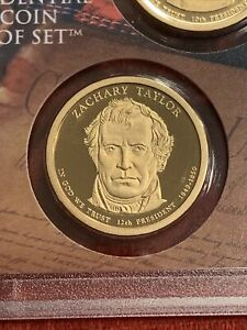 2009 S PROOF ZACHARY TAYLOR PRESIDENTIAL DOLLAR