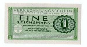 Click now to see the BUY IT NOW Price! 1944 GERMAN 1 REICHSMARKS NOTE PICK M38