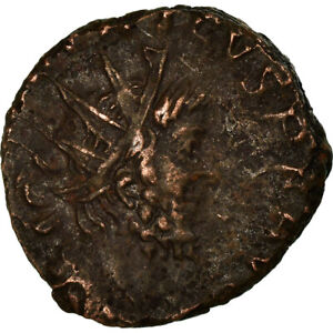 [658708] COIN TETRICUS II ANTONINIANUS 272 TRIER OR COLOGNE VF 30 35