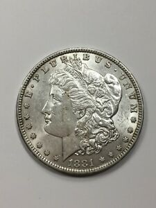 Click now to see the BUY IT NOW Price! 1881 O MORGAN DOLLAR $1 NEW ORLEANS MINT SILVER $1 AU