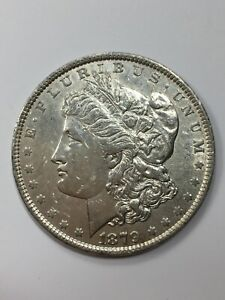 Click now to see the BUY IT NOW Price! 1879 O MORGAN DOLLAR $1 NEW ORLEANS MINT SILVER $1 AU