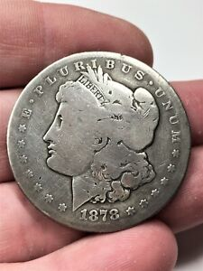 Click now to see the BUY IT NOW Price! 1878 CC MORGAN DOLLAR CARSON CITY MINT SILVER $1 AG