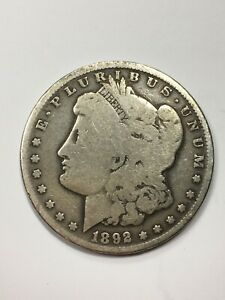 Click now to see the BUY IT NOW Price! 1892 O MORGAN DOLLAR NEW ORLEANS MINT SILVER $1 G NICE