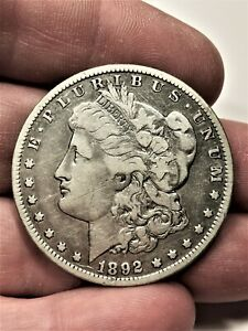 Click now to see the BUY IT NOW Price! 1892 O MORGAN DOLLAR NEW ORLEANS MINT SILVER $1 F NICE