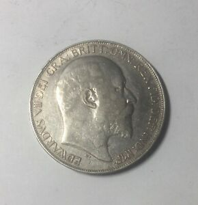 Click now to see the BUY IT NOW Price! 1902 EDWARD VII GT  BRITAIN CROWN SHARP BETTER GRADE COIN NICE HINT OF LUSTRE
