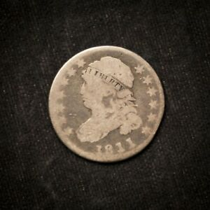 1811/9 BUST DIME 10C COIN US MINT COLLECTOR ESTATE NUMISMATIC COLLECTOR