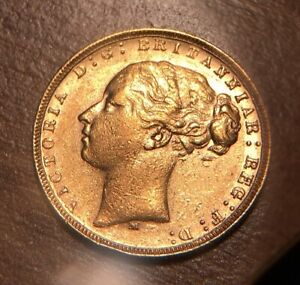 Click now to see the BUY IT NOW Price! 1874 M AUSTRALIA MELBOURNE MINT SOVEREIGN HIGH GRADE
