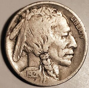 1921 P BUFFALO NICKEL   SHARP WITH NICE PROBLEM FREE SURFACES & NATURAL OLD TONE