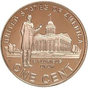 2009 S LINCOLN PROFESSIONAL LIFE CENT 3 PROOF PENNY