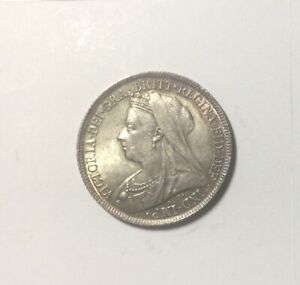 Click now to see the BUY IT NOW Price! 1897 OLD HEAD  QUEEN VICTORIA  SHILLING GOOD  EYE APPEAL NICE TONER PRETTY COIN