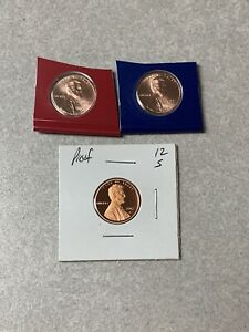 2012 P D & S PROOF LINCOLN SHIELD