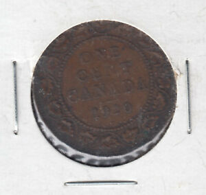 1920 KING GEORGE V 1 LARGE PENNY IN