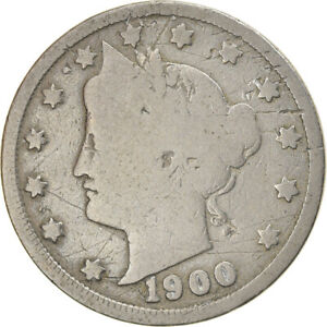 [835019] COIN UNITED STATES LIBERTY NICKEL 5 CENTS 1910 U.S. MINT