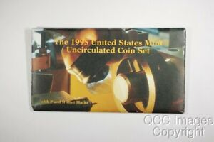 1995 US MINT SET / NICE ORIGINAL PACKAGING / NO STICKERS OR WRITING
