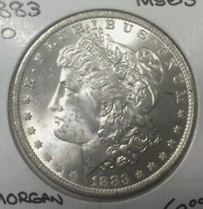 Click now to see the BUY IT NOW Price! 1883O NEW ORLEANS   MORGAN DOLLAR NICE BU FROM ORIGINAL MINT STATE ROLL