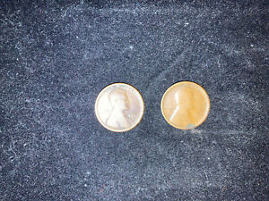 1917 AND 1917 D LINCOLN WHEAT CENT