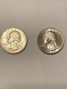 2021 P D GEORGE WASHINGTON CROSSING THE DELAWARE QUARTER   IN HAND