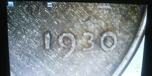 1930 LINCOLN WHEAT PENNY WITH THE