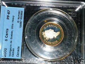 Click now to see the BUY IT NOW Price! 2000 CANADA FIVE CENTS HIGH GRADE NICELY GRADED AND SEALED