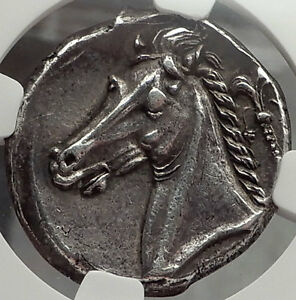 Click now to see the BUY IT NOW Price! SICILY 310 ANCIENT GREEK NGC CERTIFIED CH XF JENKINS PLATE COIN EX HESS LEU 1958
