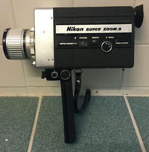 movie camera nikon super zoom 8 manual non