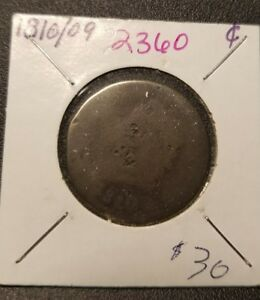 1810 CLASSIC HEAD LARGE CENT 2360