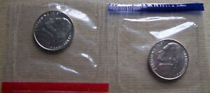 1999 P&D UNCIRCULATED JEFFERSON NICKEL SET