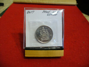 Click now to see the BUY IT NOW Price! 2017 CANADA  HALF  DOLLAR TOP GRADE  50 CENT PIECE  17  PROOFLIKE  SEALED
