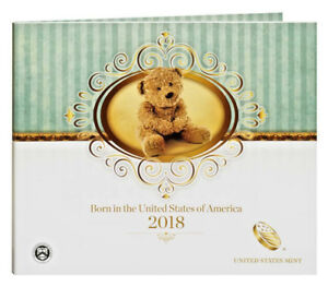 Click now to see the BUY IT NOW Price! 2018 S US MINT BIRTH SET  18RD  BIRTHDAY GIFT 5 COIN PROOF SET OFFICIAL ISSUE