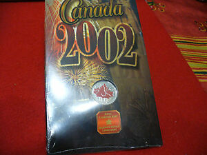 Click now to see the BUY IT NOW Price! 2002 CANADA QUARTER  COIN  NON SILVER  LIMITED EDITION COLORED QUARTER SEALED