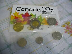 Click now to see the BUY IT NOW Price! 2016   CANADA   PROOF LIKE  SET   TOONIE  DOLLAR HALF QUARTER DIME  NICKEL