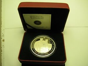 Click now to see the BUY IT NOW Price! 2008 PROOF $50 5 OZ .9999 100TH ANN RCM MINT CANADA FIFTY DOLLARS