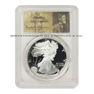 Click now to see the BUY IT NOW Price! KEY DATE 1995 W $1 SILVER EAGLE PCGS PR70DCAM DEEP CAMEO PROOF ST GAUDENS LABEL