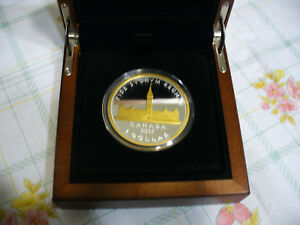 Click now to see the BUY IT NOW Price! 2017  RCM CANADA  RENEWED SILVER DOLLAR  COMMEMORATIVE ROYAL VISIT GOLD PLATING