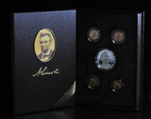 2009 LINCOLN COIN AND CHRONICLES PROOF SET GEM PROOF IN ORIGINAL US MINT PACK