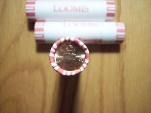 2017 P ORIGINAL BANK WRAPPED BU LINCOLN PENNY CENT ROLL FROM MINT BOX WITH ERROR