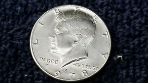 Click now to see the BUY IT NOW Price! 1978 D KENNEDY HALF DOLLAR NO FG LY