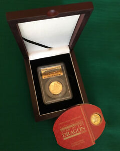 Click now to see the BUY IT NOW Price! 2012 1 OZ HIGH RELIEF GOLD LUNAR DRAGON PR70DCAM PCGS   ONLY 388 MINTED