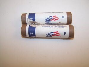 2009 LINCOLN FORMATIVE YEARS CENT 2 ROLLS P D