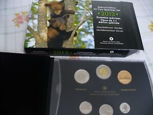 Click now to see the BUY IT NOW Price! 2013  CANADA  SPECIMEN  SET  SPECIAL TOONIE  LOONIE    FIFTY CENT QUARTER DIME