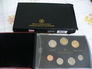 Click now to see the BUY IT NOW Price! 2008  CANADA SPECIMEN SET  SPECIAL  LOONIE   TOONIE FIFTY CENT QUARTER DIME