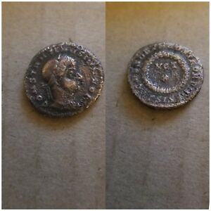 337   340  CONSTANTINE II  JUNIOR ANCIENT ROMAN COIN