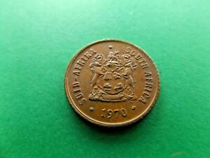 SOUTH AFRICA 1970 1 CENT