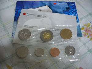 Click now to see the BUY IT NOW Price! 2000  CANADA   PROOF  LIKE SET  COINS  DOLLAR  HALF DOLLAR  QUARTER  DIME NICKEL