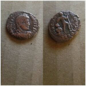 VALENS ANCIENT ROMAN COIN
