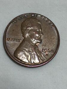 1960D SMALL DATE PENNY CENT