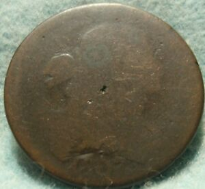 1807 DRAPED BUST LARGE CENT   CLEAR DATE NICER GRADE